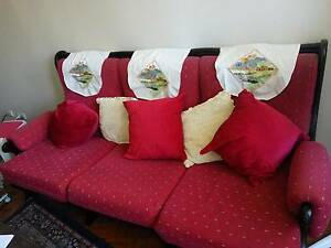 FREE SOFA - One 3 Seater and 2 Single Units Eastlakes Botany Bay Area Preview