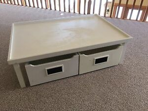 Pottery Barn Kids Activity Table & Storage Drawers