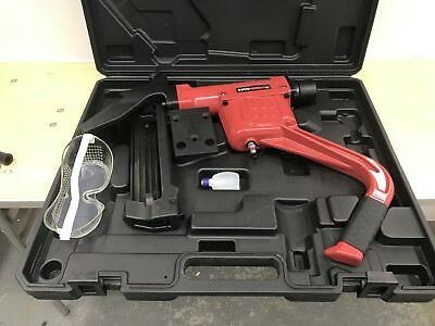 Pneum Floor Nailer Stapler 3in 116 Ga 465 Slt Air Nailer Hard Wood Floor Gun