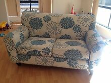 * URGENT * Fantastic furniture 3+2 seaters fabric lounge Sunnybank Hills Brisbane South West Preview