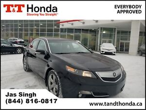 2012 Acura TL *Local Vehicle, No Accidents, AWD*