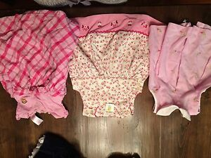 Baby girl dress lot of 4 (3-9 months)