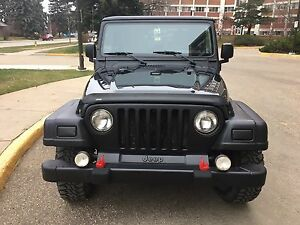 04 Jeep TJ Rubicon