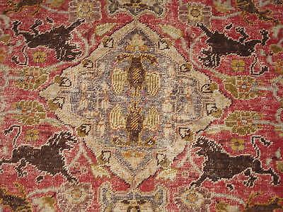 Antiker Kayseri Türkei 190 x 140 cm ANTIQUE RUG Nr. 237
