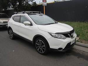 2014 Nissan Qashqai TL Diesel Automatic Excellent Condition Brooklyn Brimbank Area Preview