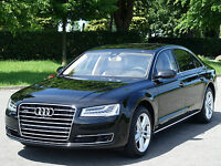 Audi A8 4.2 TDI  quattro Lang Matrix Headup Top View