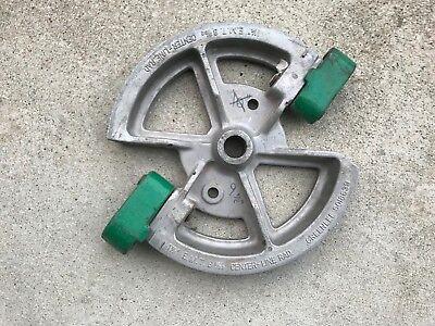 Greenlee 1818 1 14 - 1 12 Emt Bending Shoe 5018639 2