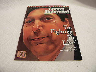 January 11  1993    Sports Illustrated   Im Fighting To Live No Mail Label