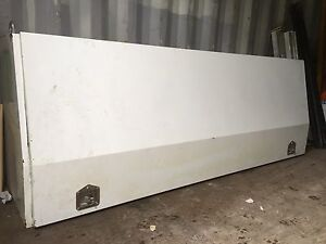 Large steel toolbox Judbury Huon Valley Preview