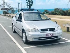 2005 Holden Astra Sedan - RWC - REGO - Drive Away