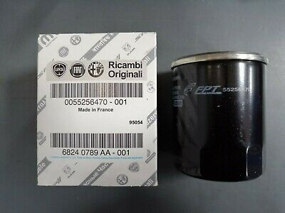 FIAT 500 1.2 1.4 PANDA 1.1 1.2 GRANDE PUNTO 1.2 GENUINE OIL FILTER 55256470