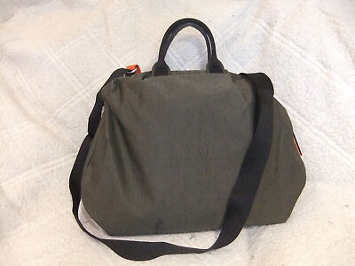 CÔTE&CIEL Memo Zonda Bowler Bag Deep Forest Green Laptop Case Bag