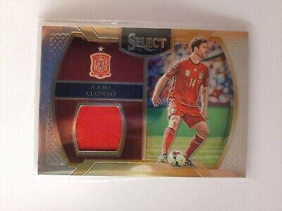 Panini Select Soccer 16/17, Xabi Alonso, Spain