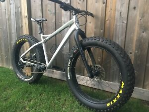 RSD Mayor Fat Bike 2017 - Medium Frame