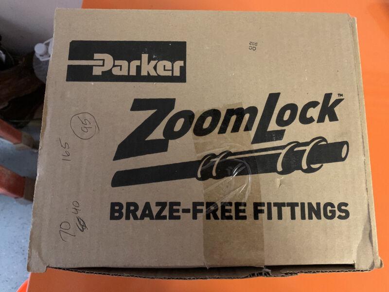 "Zoomlock 7/8"" Fittings. HVAC."
