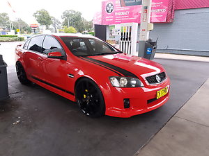 2007 HOLDEN COMMODORE VE SV6 6SP MANUAL LOW KS ONLY DONE 85,000KS Sydney City Inner Sydney Preview