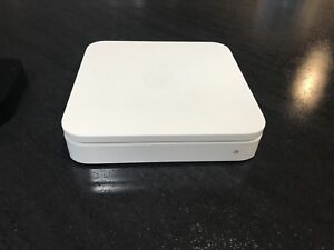 Apple TVs 2nd generation and Apple AirPort Extreme Router
