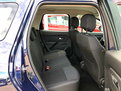 Dacia Duster Comfort Blue dCi 115 4WD