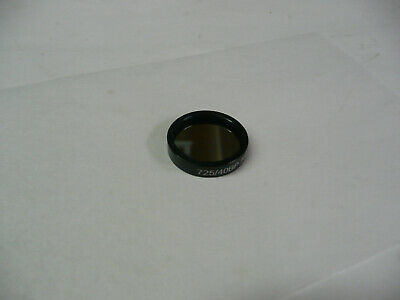 Semrock Brightline 785nm Bandpass 25 X 3.5mm Round Optical Filter Ff01-78562-25