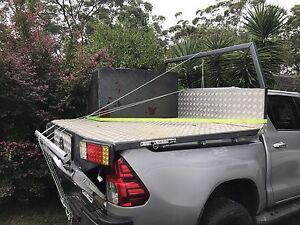 Dual cab tray Dural Hornsby Area Preview