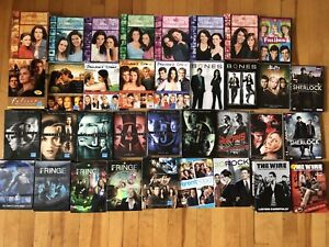 DVD TV Boxsets and Movies