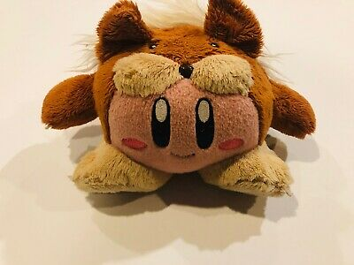 "Real 1323 Super Mario Little Buddy 6"" Animal Kirby Stuffed Plush Doll"