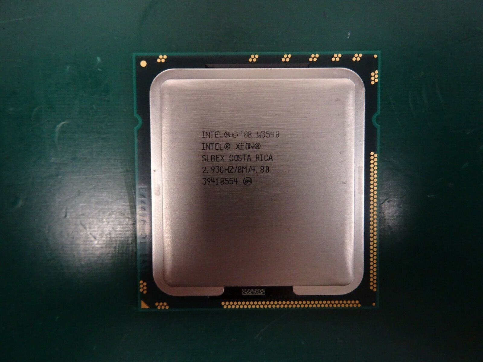 2 x Intel Xeon Processor SLAEN L5335 8M Cache 2GHz 4 Core 1333MHz 50w JOB LOT