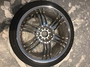 20 inch chrome rims for sale