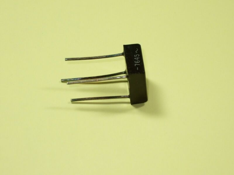 400V - 6A  Bridge Rectifier   (KBPC604)