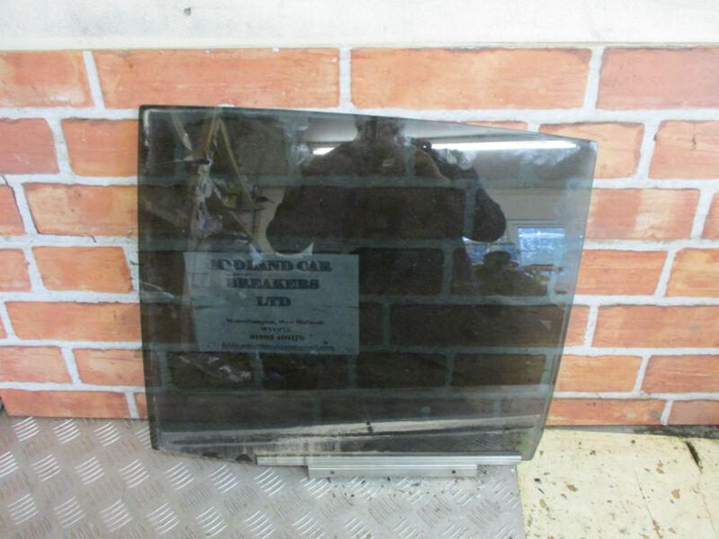 LEXUS CT CT200h 2014 NSR PASSENGER SIDE REAR WINDOW GLASS PANE 43R-003021 TINTED