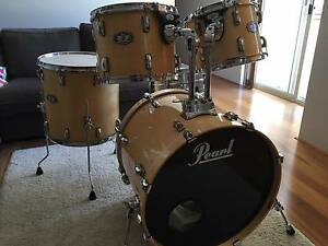 Pearl SST Vision 5 piece Drum Kit Carramar Wanneroo Area Preview