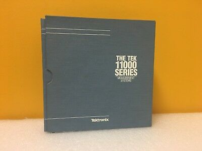 Tektronix 070-7038-00 11801 Digital Sampling Oscilloscope Programmer Manual
