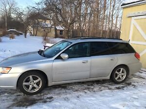 06 Subaru Legacy. Trade for truck or s u v