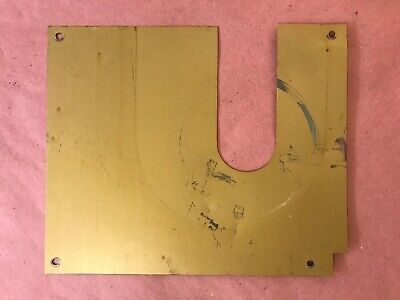 Powermatic 14 141 Bandsaw Drive Shaft Guard Cover Plate Band Saw Parts