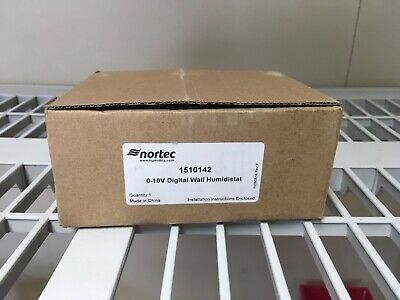Nortec 151-0142 Humidistat Control 0-10v Dig. Wall