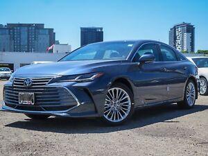 2019 Toyota Avalon LA43