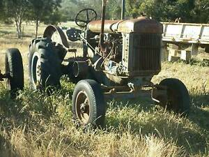 Vintage Fordson Major Tractor Toodyay Toodyay Area Preview