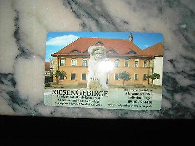 Taschenkalender Riesengebirge Landgasthof - Hotel - Restaurant 2017