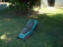 Bosch electric mower. 6 years old. Morayfield Caboolture Area Preview