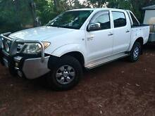 2006 Toyota Hilux Ute Byford Serpentine Area Preview