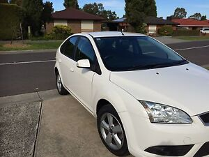 2007 Ford Focus Hatchback  turbo diesel Epping Whittlesea Area Preview