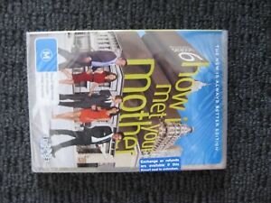 How I Met Your Mother Season 6 DVD Set $5 Mountain Creek Maroochydore Area Preview