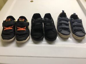 Size 9 &10 boys sneakers