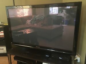 "50"" Panasonic flat screen TV - $350 OBO"