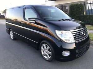 2006 Nissan Elgrand 6 months Rego & 12 month warranty included Meadowbrook Logan Area Preview