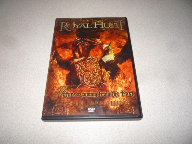 ROYAL HUNT : LIVE IN JAPAN 1996 \98 DVD 2 DISC SET