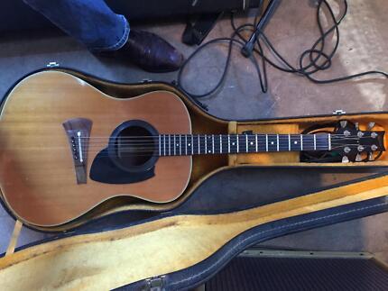Gibson guitar 1975