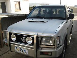 2000 Holden Jackaroo Wagon Beauty Point West Tamar Preview