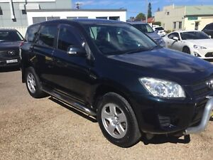 2011 Toyota RAV 4 CV AUTOMATIC 5 DOOR SUV  Fairy Meadow Wollongong Area Preview
