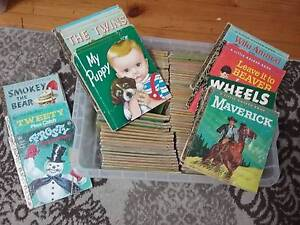 Little Golden Books. Vintage Collection.  1942  to  1989.